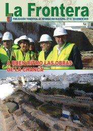 Revista La Frontera - Ayuntamiento de Conil