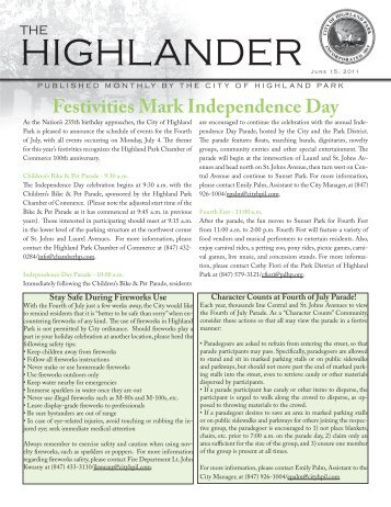 Highlander - Highland Park, IL