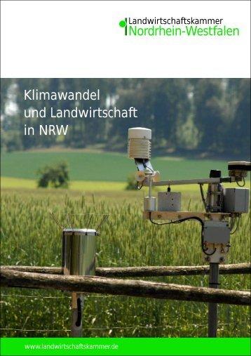 Klimawandel und Landwirtschaft in NRW - Landwirtschaftskammer ...