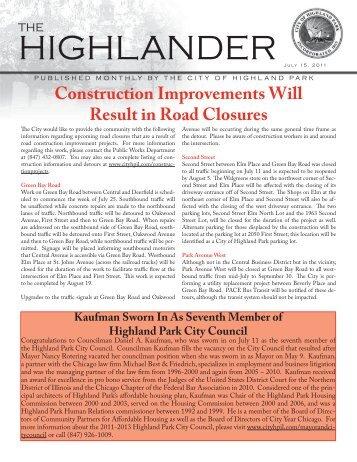 July 11 rev2.pdf - Highland Park, IL