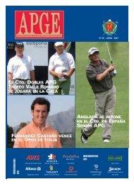 el cto. dobles apg trofeo valle romano se jugará en la cala ... - PGA