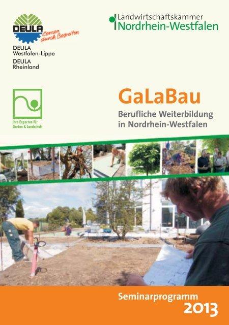 Berufliche Weiterbildung Im Garten Und Landschaftsbau