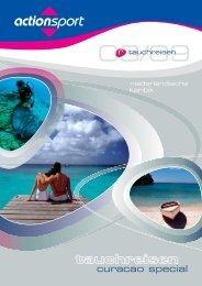 auf Curacao, der Insel, die Ihre Urlaubsträume wahr ... - Action Sport