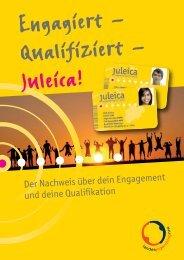 Engagiert – Qualifiziert – Juleica! - Landesjugendring NRW e.V.