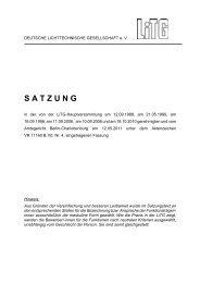 satzung - LiTG