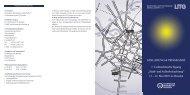 7. Lichttechnische Tagung Stadt- und Außenbeleuchtung