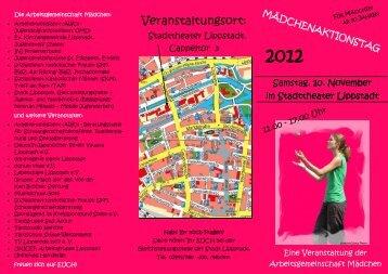 Faltblatt Mädchenaktionstag 12.pub - Lippstadt