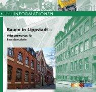 Bauen in Lippstadt –