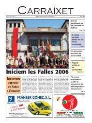 Carraixet 16 octubre 2003 - Tavernes Blanques