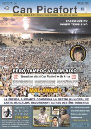 revista 47.indd - Revista Can Picafort
