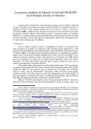 Les poesies catalanes de Mossén Avinyó del MS B2280 de la ... - RUA