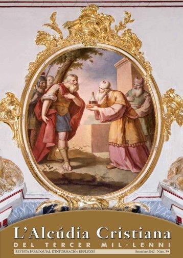 Mare de Déu de l'Oreto - Parroquia de San Andrés Apostol