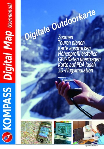 Usermanual 2007 Version 2.4.1.1.qxd - MagicMaps GmbH