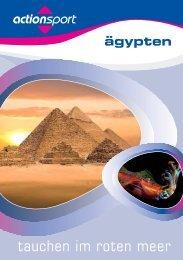 Ägypten 2009 - Action Sport