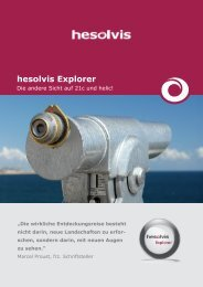 Download Flyer hesolvis Explorer - hesolvis.com
