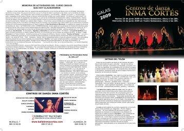 galas 09 inma cortes A3 - ballet inma cortés