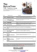 The Spice Tree Tea Collection - Page 3