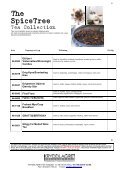 The Spice Tree Tea Collection - Page 6