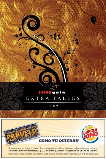 Extra Falles 2009