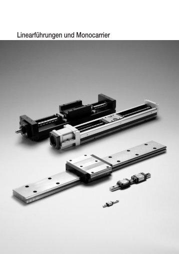 LH-Serie - Lineartechnik Korb