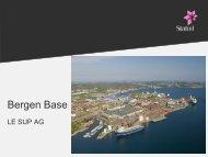 Statoil Base Bergen