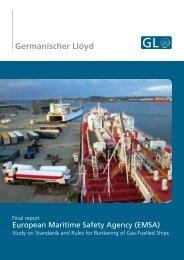 Final report of the EMSA commissioned study on - EMSA - Europa