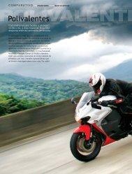 Comparativo da Revista Duas Rodas Ed. 443 (Agosto ... - Kawasaki