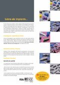 Catàleg general d'implants 2011 - catalana dental - Page 5