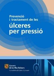 Prevenció i tractament de les úlceres per pressió - Govern de les ...