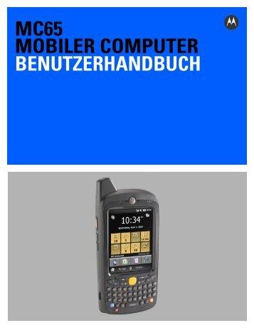 MC65 Motorola Handbuch