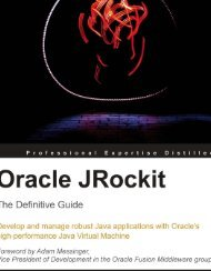 Oracle JRockit_ The Definitive Guide.pdf