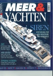 Meer & Yachten (pdf, 5.14 mb) - Nobiskrug