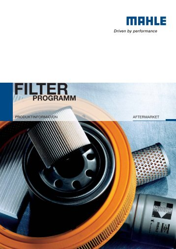 filter - Mahle.com