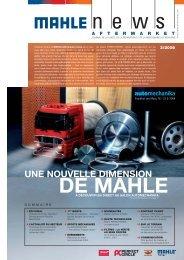 UNE NOUVELLE DIMENSION - Mahle.com