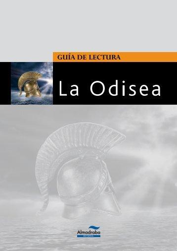 GUÍA DE LECTURA - Almadraba LIJ