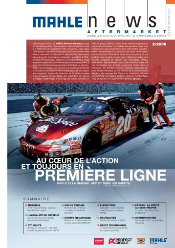 [PDF] MAHLE News (Französisch) - Mahle.com