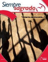"""""""Cimientos de chocolate..."""" - Colegio Sagrado Corazon Mexico"""