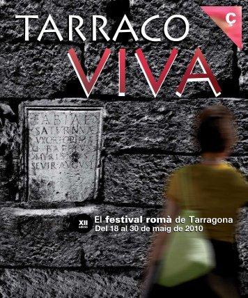 Benvinguts al Festival romà de Tarragona! - Tarraco Viva