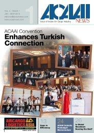 Enhances Turkish Connection - ACAAI News