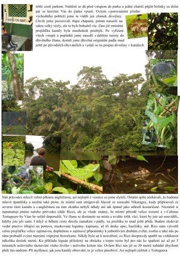 18ti denni vylet do Centralni Ameriky_cast3.pdf - Kostarika