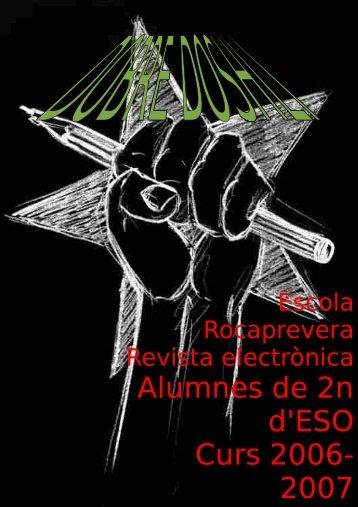 Revista electrònica - Escola Rocaprevera