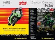 Sbs catalogue 2013 - SGR Europa