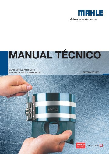 MANUAL TÉCNICO - Mahle.com