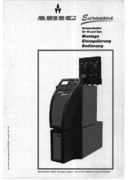 EuroNova I - ABIC Brennertechnik GmbH