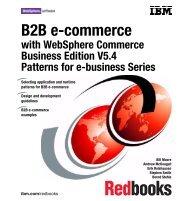 B2B e-commerce - IBM Redbooks
