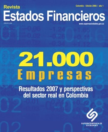 Ver Revista Estados Financieros - Inicio