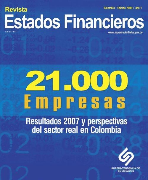 Ver Revista Estados Financieros Inicio