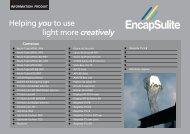 Download Brochure - Encapsulite Europe