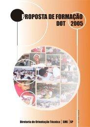 PROPOSTA FINAL 1.pmd - Secretaria Municipal de Educação