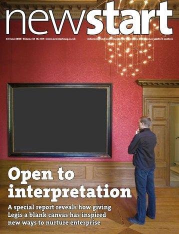Open to interpretation - CLES